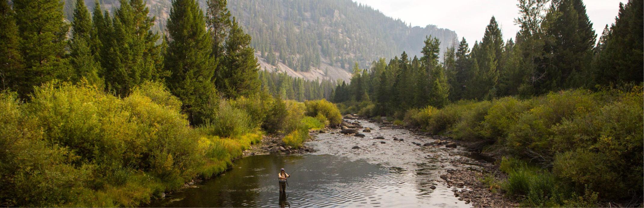 Wise River, Big Hole Lodge